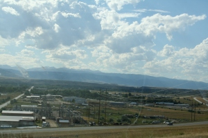 Rolling into the Rockies